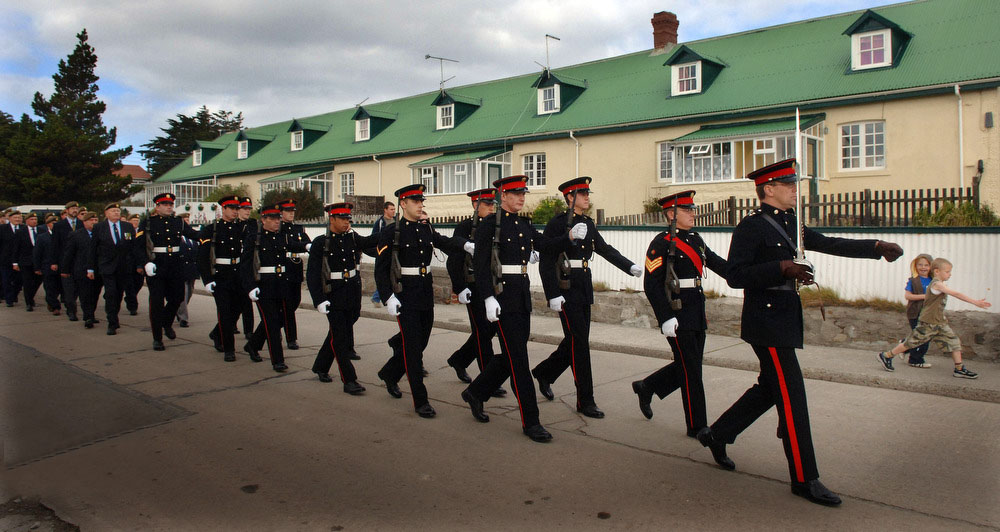 @Falkland Islands Defence Force
